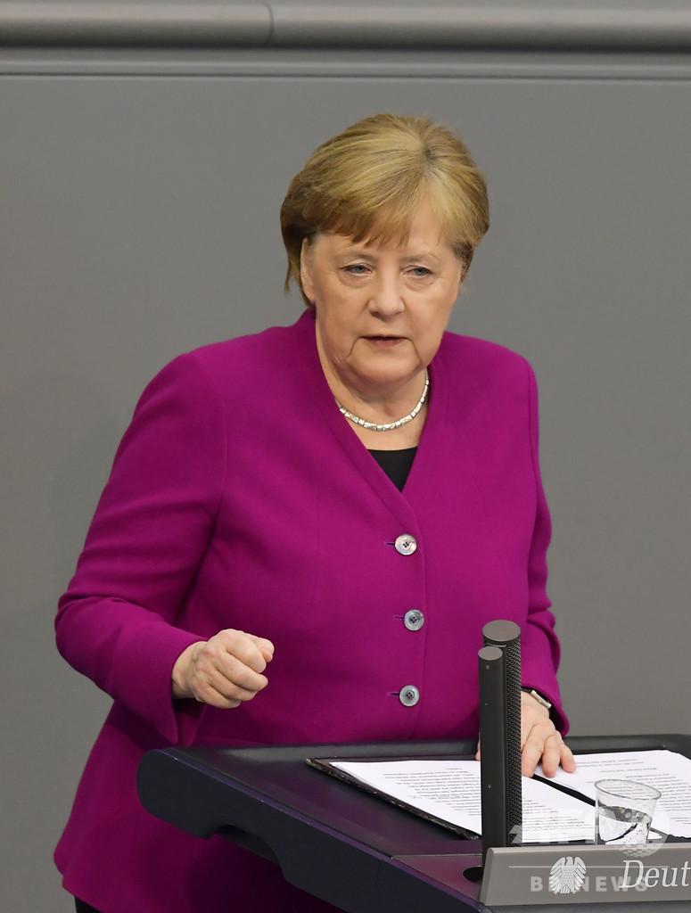 ドイツ、1兆円超のコロナ追加対策を発表 労働者や飲食業界への支援拡充