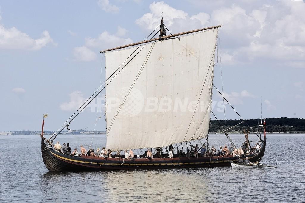 バイキングの伝説の石「サンストーン」、実際の航海に使用 仏研究