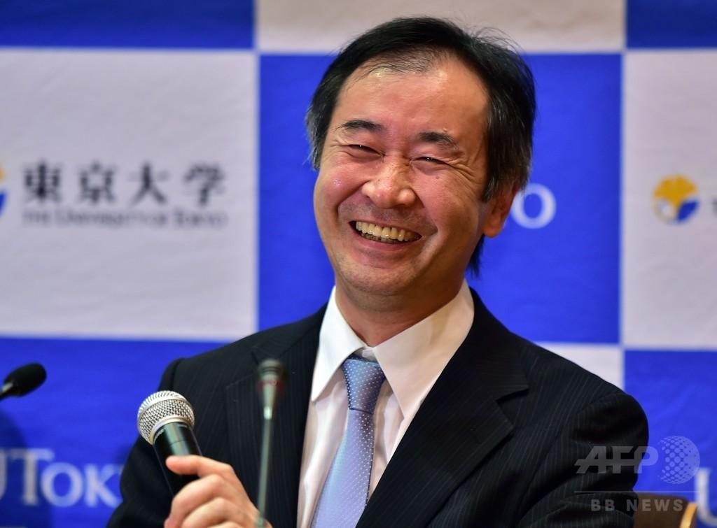 日本が圧倒的強さで当然受賞した...