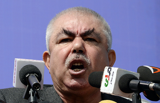 アフガン第1副大統領、政敵に性的暴行か、西側諸国が捜査求める