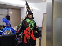 「日本を元気に!」、山本寛斎氏指揮のファッション・アートイベント