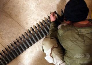 米軍、対IS空爆で劣化ウラン弾使用 国防総省