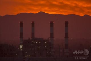 大気中のCO2濃度、16年に史上最高 今年も上昇中 米海洋大気局