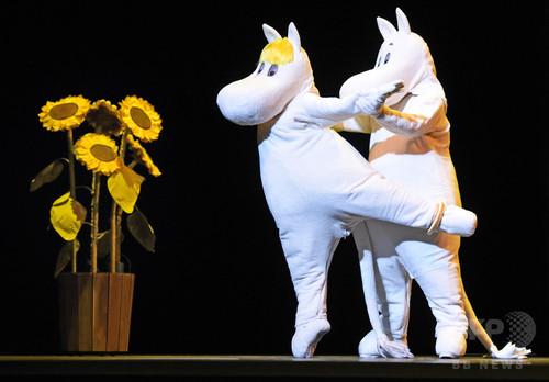 あのムーミンがバレエを踊る 世界初演「楽しいムーミン一家」 東京