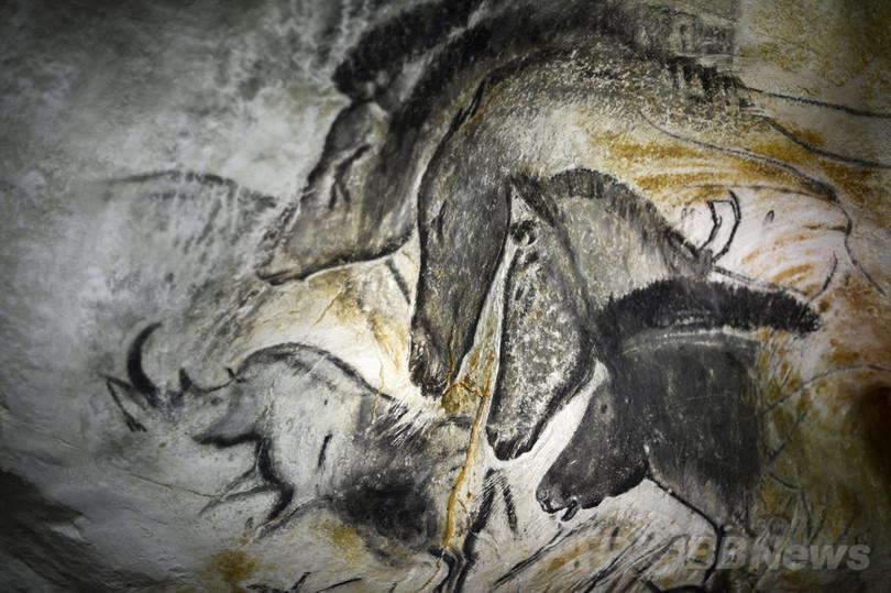 石器時代の顔料「骨炭」、宇宙時代の探査機で活躍 ESA