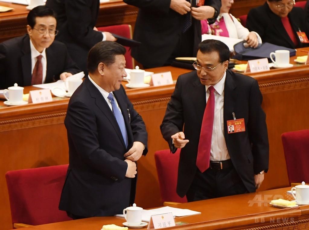 中国は「青い空を取り戻す」 李首相が大気浄化対策