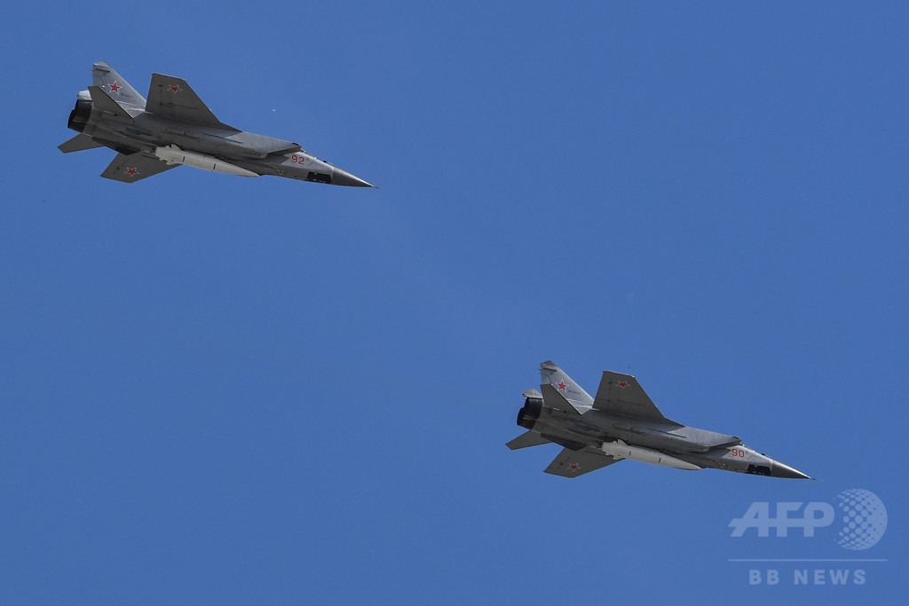 極超音速ミサイルで「米との軍事的均衡維持」、プーチン氏が自信示す