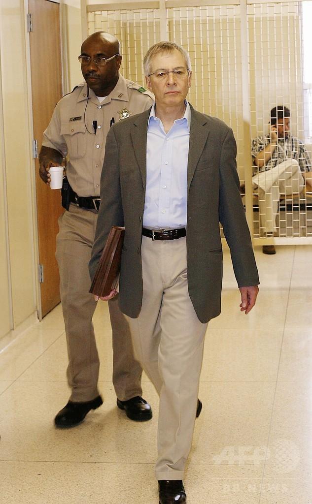 番組収録中に「殺人告白」、米富豪を逮捕