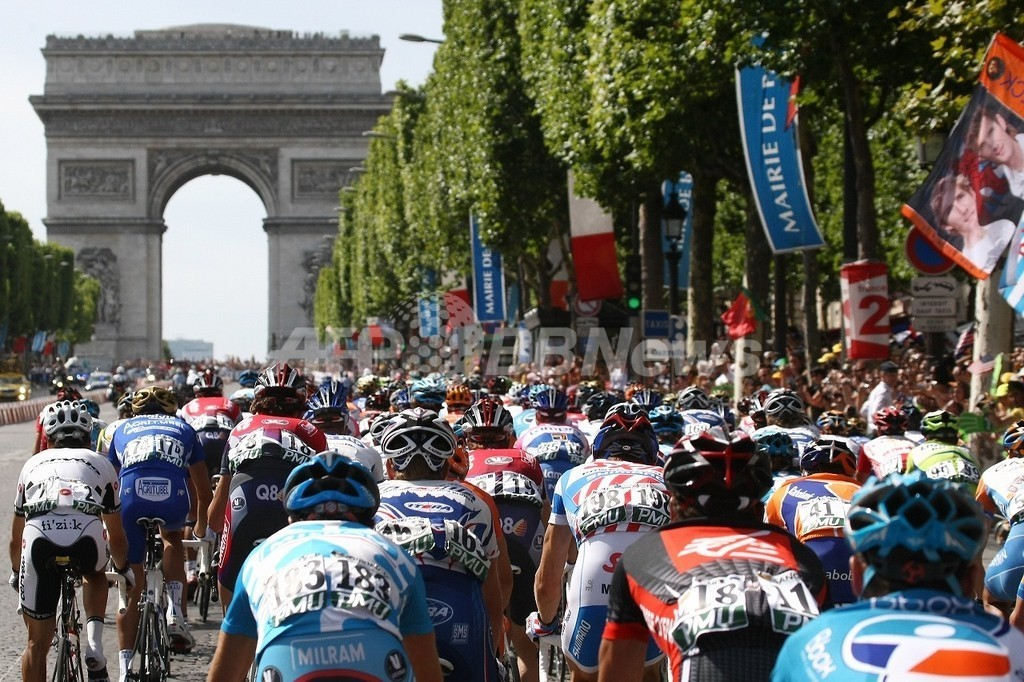 2009ツール・ド・フランスでドーピング疑惑が浮上