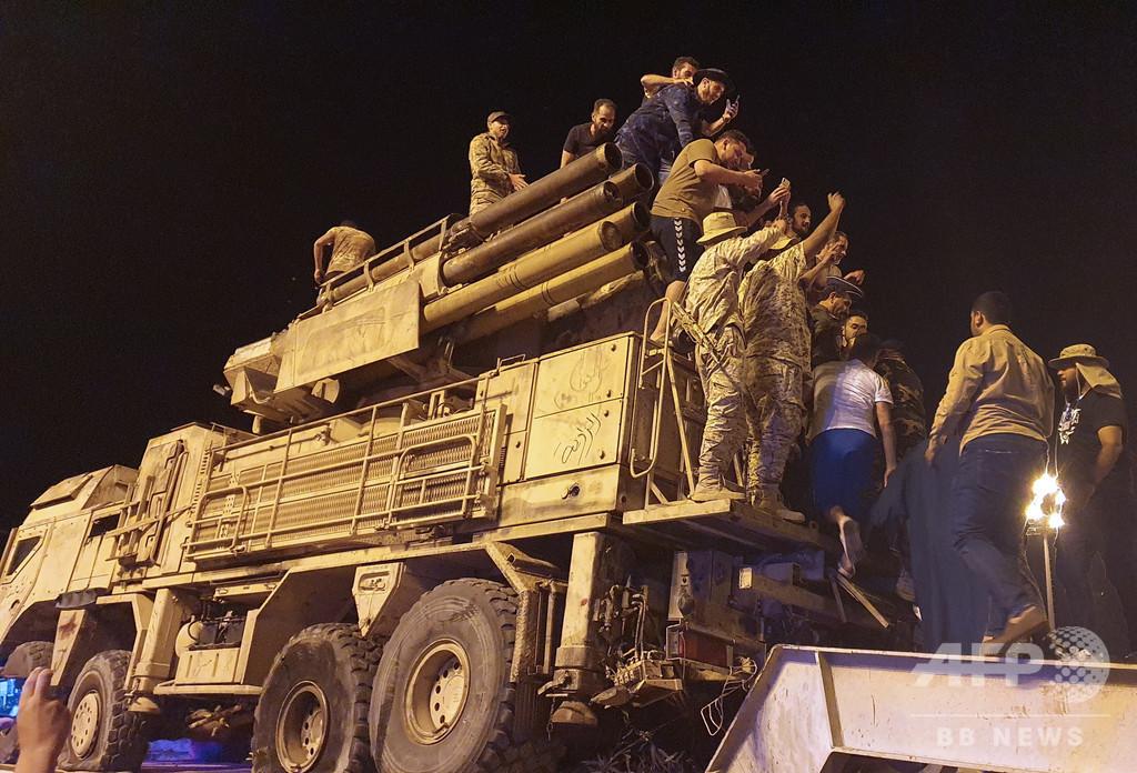 ロシア対トルコの代理戦争、舞台はリビアへ 多数のシリア人傭兵