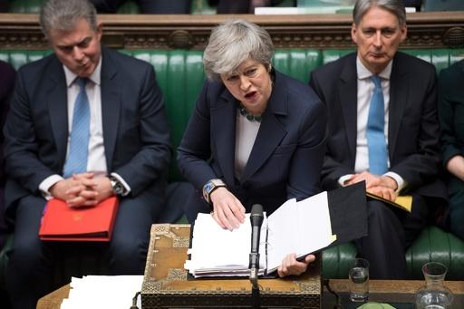 英議会、「合意なき離脱」を拒否 EU離脱延期の可能性高まる