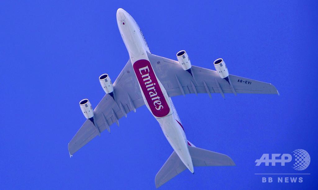 エミレーツ航空、新サービスで乗客の新型コロナ医療費を負担