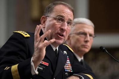 合同軍事演習の中止で「即応能力低下」 次期在韓米軍司令官
