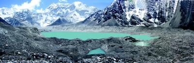 地球温暖化で水の危機、ヒマラヤでは氷河の溶解が大きな懸念材料に