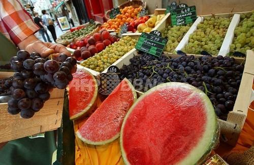 野菜・果物の多品目摂取で喫煙者の肺がんリスク低下、研究成果