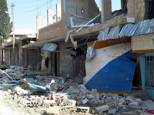 シリア停戦の国連監視団、先遣隊が到着