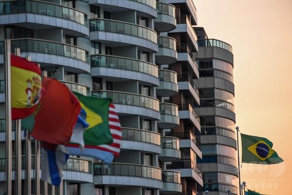 リオデジャネイロ五輪閉幕から1年、閑古鳥鳴く市内のホテル