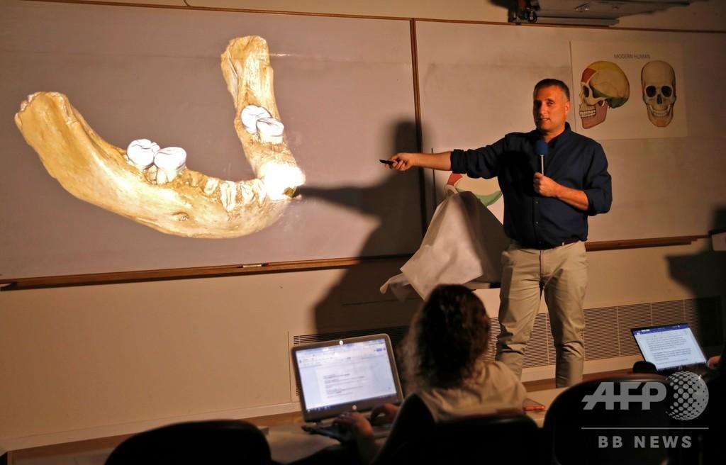 未知の旧人デニソワ人の姿を再現、化石のDNA分析で イスラエル大