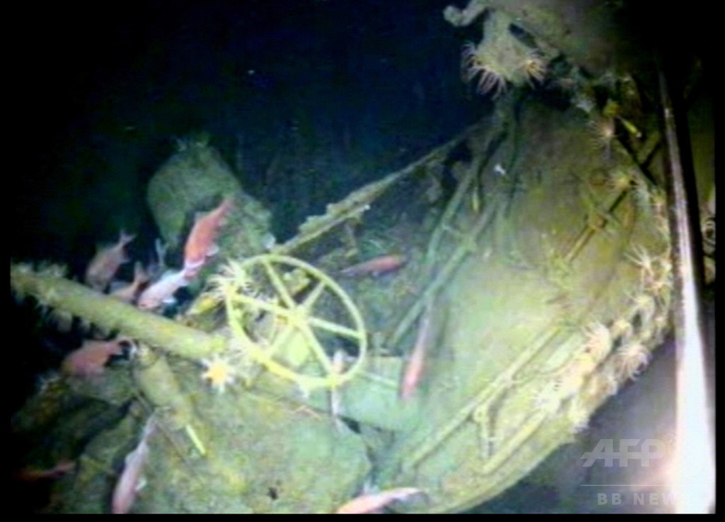 第1次大戦中に謎の失踪、豪潜水艦第1号 100年経てついに発見