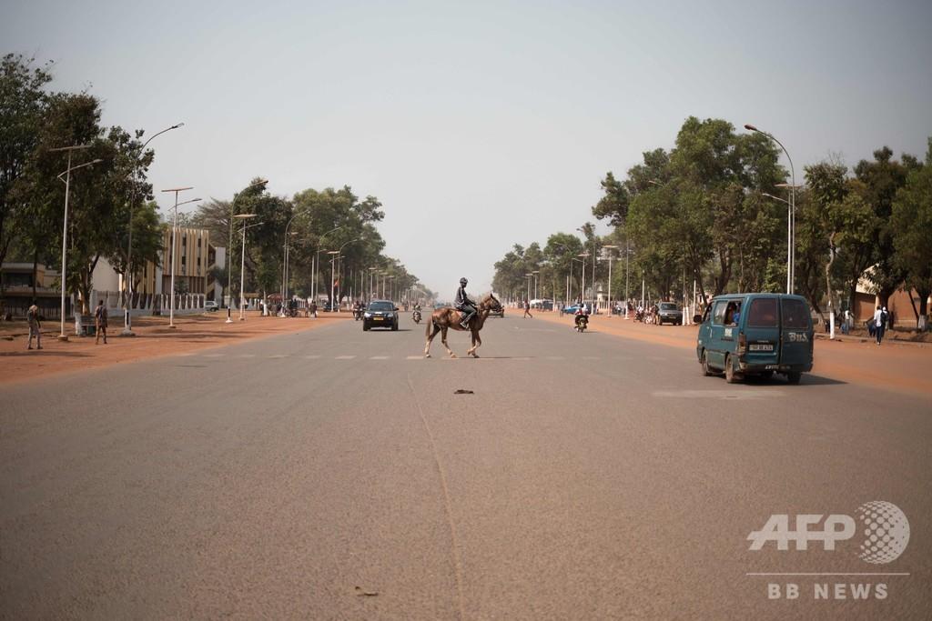 「馬は生きがい」元五輪選手の描く夢 政情不安続く中央アフリカ