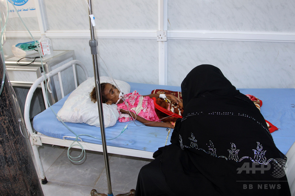 イエメン、市民の健康状態「絶望的」 国境なき医師団が警告