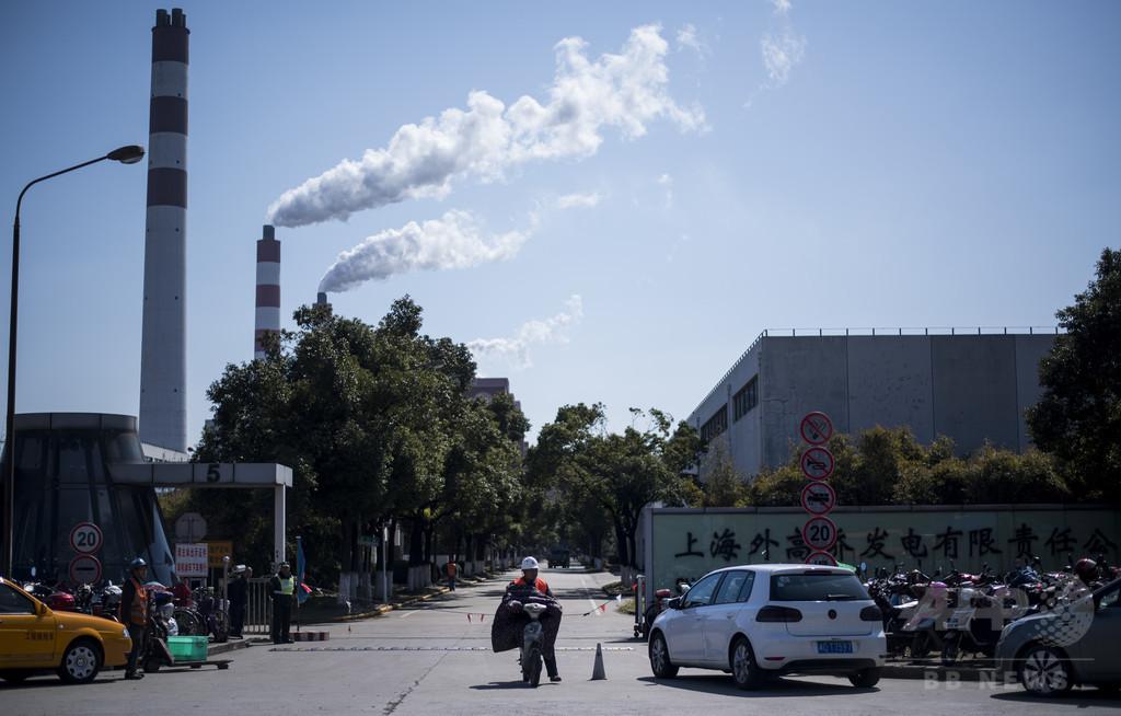 中国企業、世界各地で石炭火力発電事業推進 独環境団体が警鐘