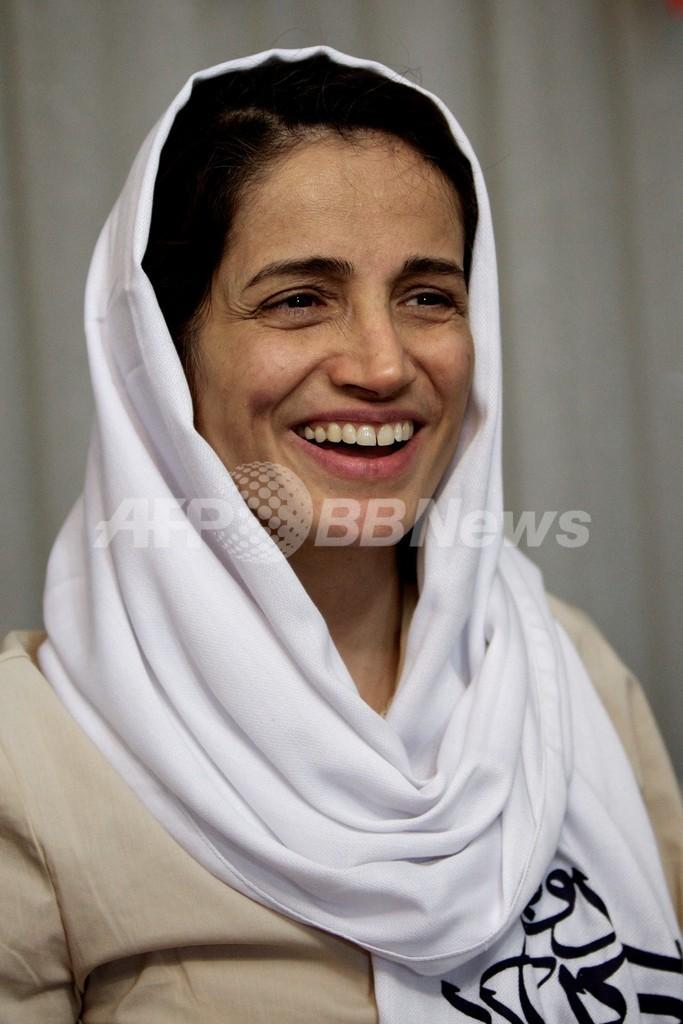 イラン、人権派弁護士や09年デモで逮捕の改革派を釈放