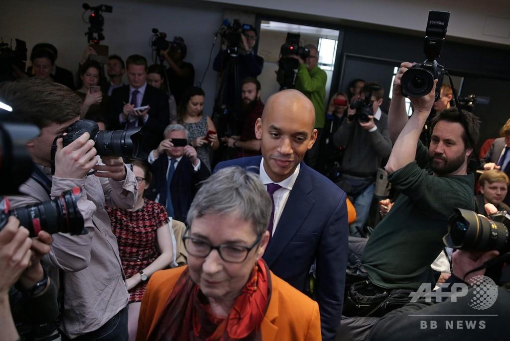 英労働党、穏健派7議員が離党 ブレグジット支持や差別文化に反発