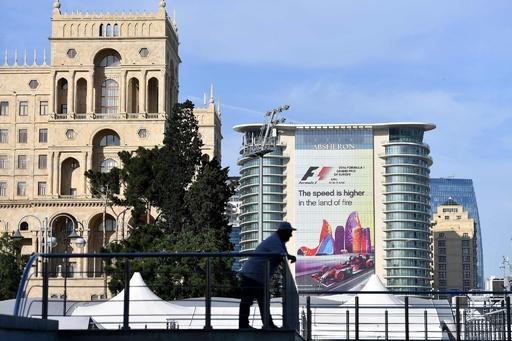 バクー市街地コースの危険性をドライバーが指摘、ヨーロッパGP