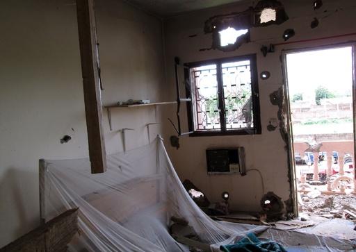 マリのホテル襲撃、軍突入し終結 国連関係者ら12人死亡