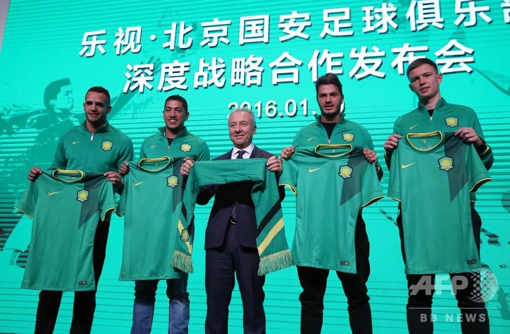 中国サッカー界にも帰化の波? 中国にルーツ持つ3選手が帰化