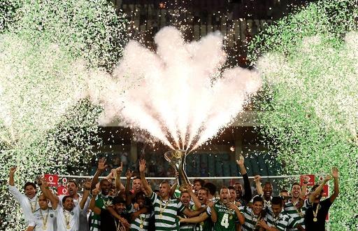 スポルティング、ベンフィカ下しポルトガル・スーパー杯制覇