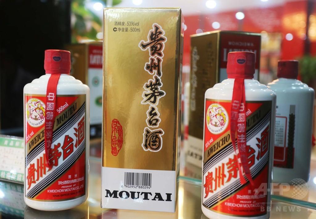「国酒」マオタイ酒 販売をインターネットで推進