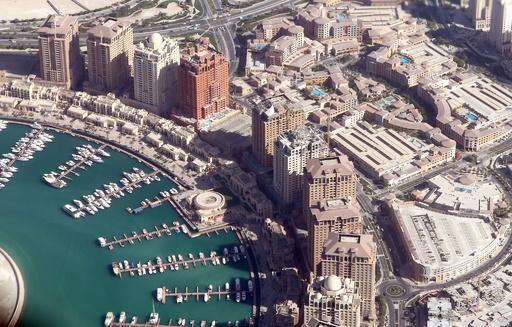 カタール、外国人の不動産所有を容認へ 法案を閣議決定