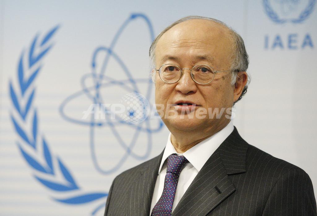 IAEA事務局長、「第2のチェルノブイリにはならない」