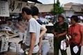 農民書道家が開く「雑穀病院」 北京