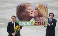 反原発の「緑の党」、支持率2位に躍進 ドイツ