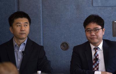 脱北者が記者会見 「北朝鮮に人権問題解決を要求して」 トランプ氏に呼び掛け