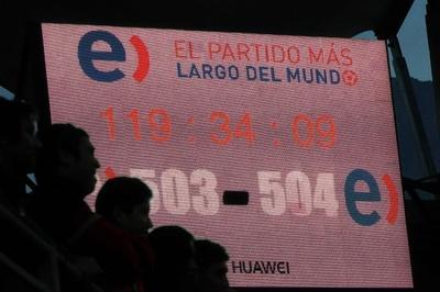 チリでサッカー最長試合のギネス更新! 120時間プレー