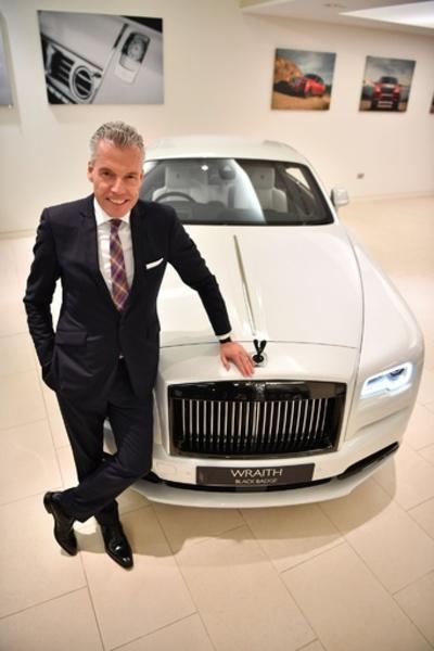 ロールスロイス全世界新車販売、18年は4107台 過去最高に
