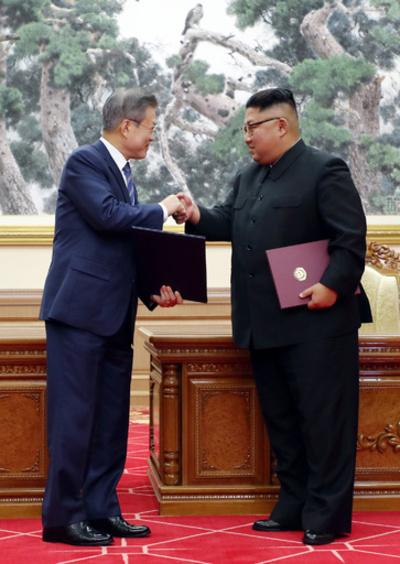 韓国と北朝鮮、2032年五輪の共催目指す意向