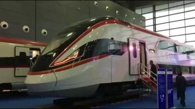 動画:中国に2階建て高速鉄道車両が登場