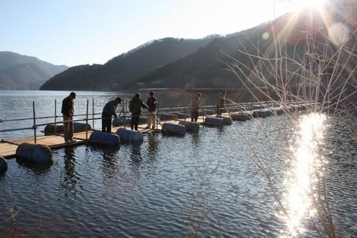 「氷の国・華川ヤマメ祭り」農村体験プログラムで感じる人情の温かさ