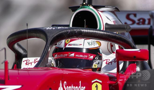 頭部保護システム「Halo」、F1で2018年シーズンから導入決定