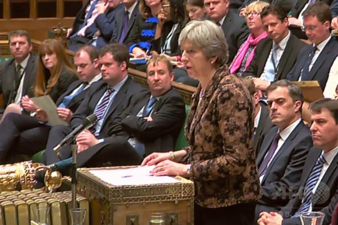 元スパイ襲撃、ロシアが関与否定 「英議会でのサーカスショー」