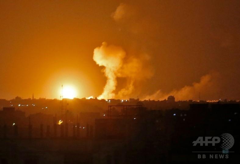 ハマスとイスラエル、停戦で合意