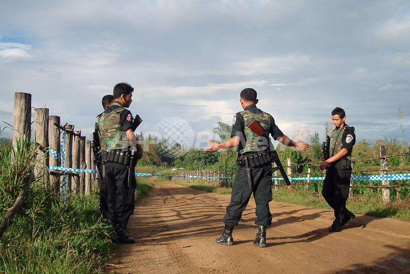 ポル・ポト派ナンバー2のヌオン・チア容疑者、虐殺指示か