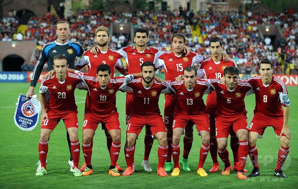 ポルトガル、ロナウドのハットトリックで辛勝 欧州選手権予選