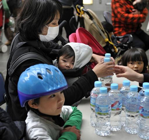 東京・金町浄水場の放射性ヨウ素、基準値以下に戻る