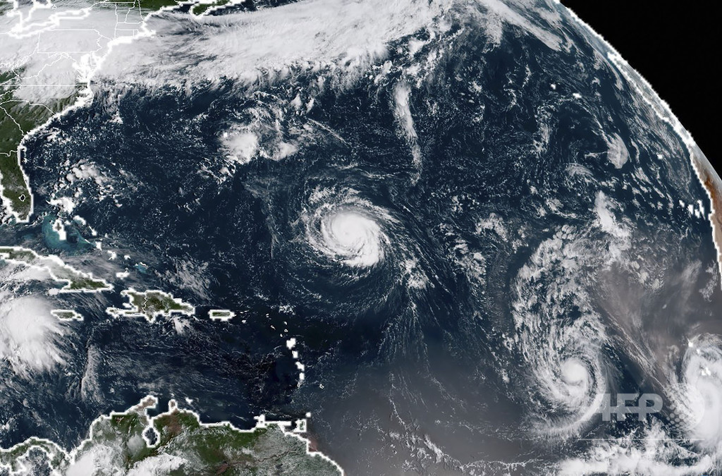 2018年十大気象災害、のしかかる経済的損失と気候変動の影 報告